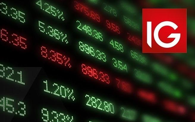 IG España simulador de la bolsa